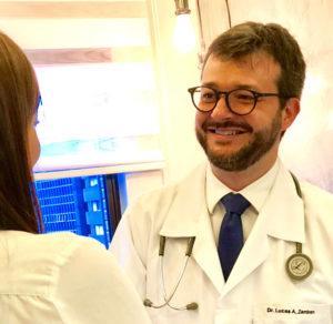 Dr Lucas Zambon, Otorrinolaringologista em Curitiba